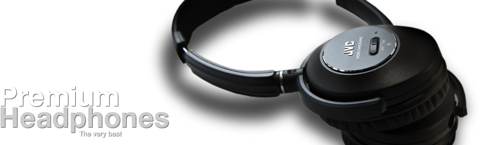 JVC Premium Headphones